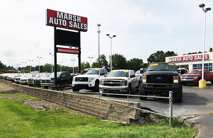 Used car dealer in Ortonville, Holly, Clarkston, Springfield